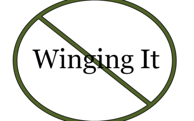 Financial Planning: Winging it or a Plan?